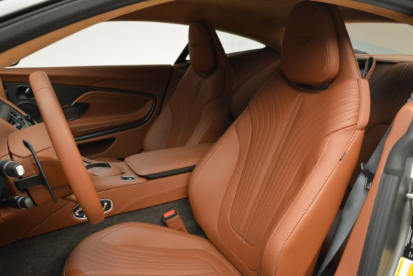 Used 2018 Aston Martin DB11 V12 for sale $169,990 at Rolls-Royce Motor Cars Greenwich in Greenwich CT 06830 17