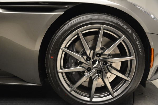 Used 2018 Aston Martin DB11 V12 for sale $169,990 at Rolls-Royce Motor Cars Greenwich in Greenwich CT 06830 19