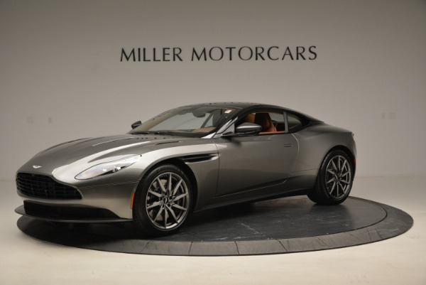 Used 2018 Aston Martin DB11 V12 for sale $169,990 at Rolls-Royce Motor Cars Greenwich in Greenwich CT 06830 2