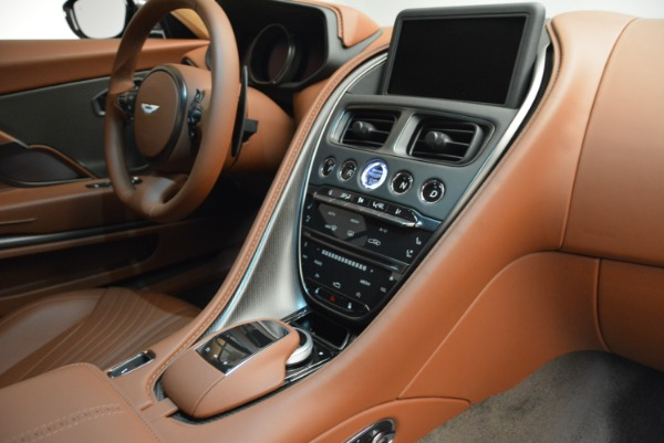 New 2018 Aston Martin DB11 V12 Coupe for sale Sold at Rolls-Royce Motor Cars Greenwich in Greenwich CT 06830 22