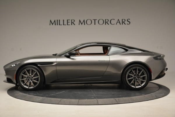 Used 2018 Aston Martin DB11 V12 for sale $169,990 at Rolls-Royce Motor Cars Greenwich in Greenwich CT 06830 3