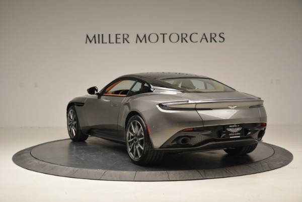 Used 2018 Aston Martin DB11 V12 for sale $169,990 at Rolls-Royce Motor Cars Greenwich in Greenwich CT 06830 5