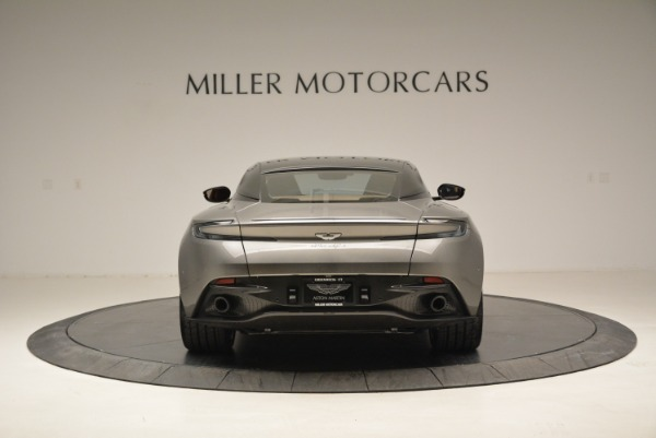 Used 2018 Aston Martin DB11 V12 for sale $169,990 at Rolls-Royce Motor Cars Greenwich in Greenwich CT 06830 6