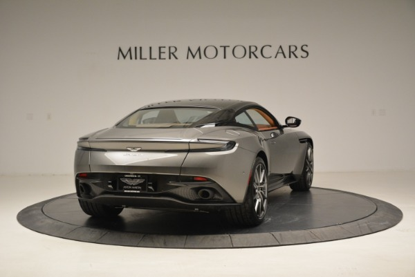 Used 2018 Aston Martin DB11 V12 for sale $169,990 at Rolls-Royce Motor Cars Greenwich in Greenwich CT 06830 7
