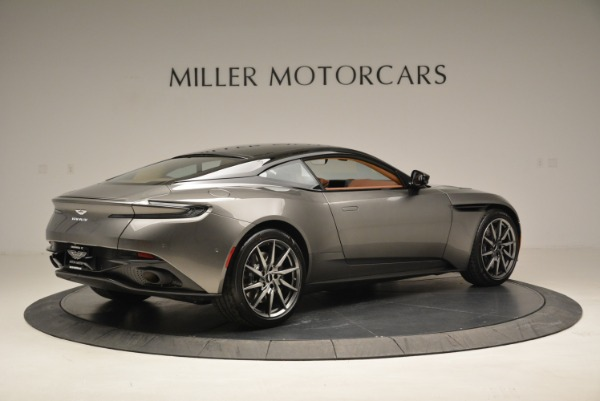 Used 2018 Aston Martin DB11 V12 for sale $169,990 at Rolls-Royce Motor Cars Greenwich in Greenwich CT 06830 8