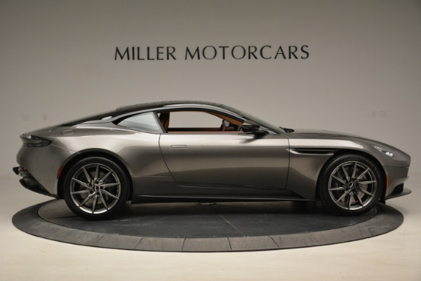 Used 2018 Aston Martin DB11 V12 for sale $169,990 at Rolls-Royce Motor Cars Greenwich in Greenwich CT 06830 9
