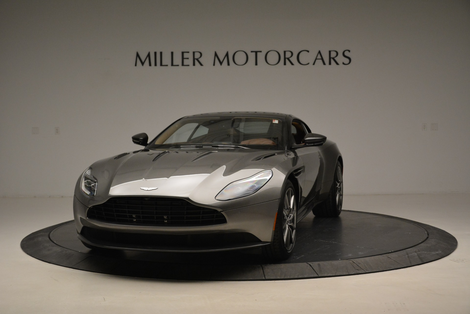 Used 2018 Aston Martin DB11 V12 for sale $169,990 at Rolls-Royce Motor Cars Greenwich in Greenwich CT 06830 1
