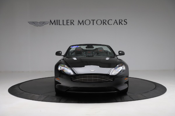 Used 2015 Aston Martin DB9 Convertible for sale Sold at Rolls-Royce Motor Cars Greenwich in Greenwich CT 06830 11