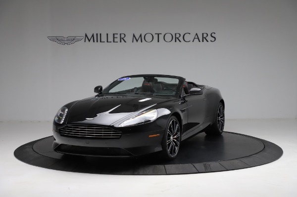 Used 2015 Aston Martin DB9 Convertible for sale Sold at Rolls-Royce Motor Cars Greenwich in Greenwich CT 06830 12