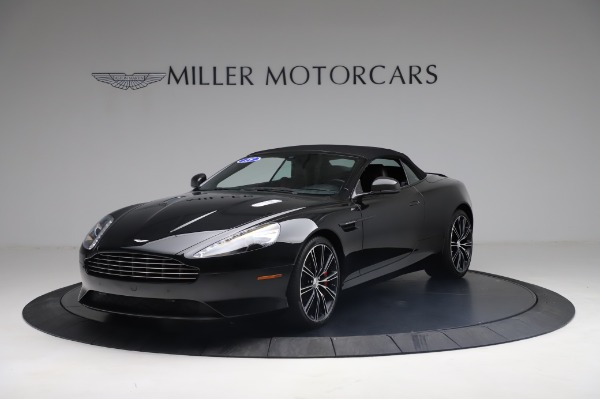 Used 2015 Aston Martin DB9 Convertible for sale Sold at Rolls-Royce Motor Cars Greenwich in Greenwich CT 06830 13
