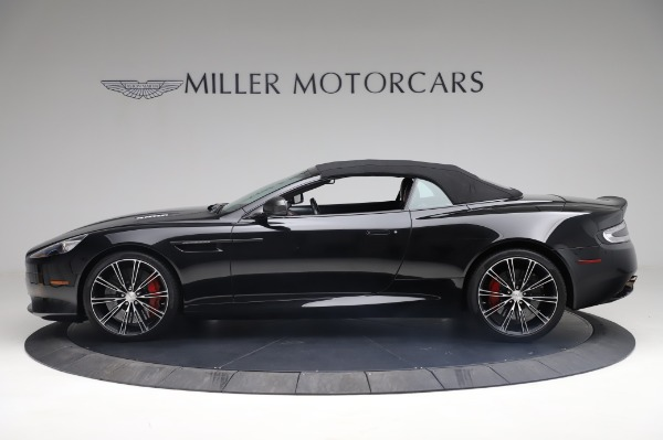 Used 2015 Aston Martin DB9 Convertible for sale Sold at Rolls-Royce Motor Cars Greenwich in Greenwich CT 06830 14