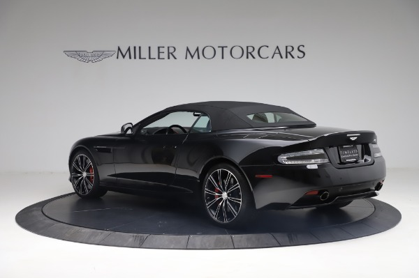 Used 2015 Aston Martin DB9 Convertible for sale Sold at Rolls-Royce Motor Cars Greenwich in Greenwich CT 06830 15