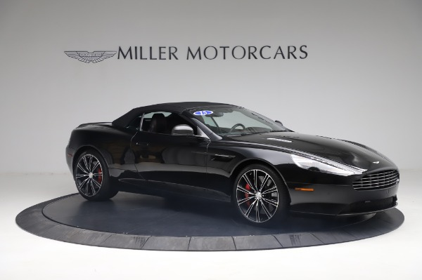 Used 2015 Aston Martin DB9 Convertible for sale Sold at Rolls-Royce Motor Cars Greenwich in Greenwich CT 06830 17