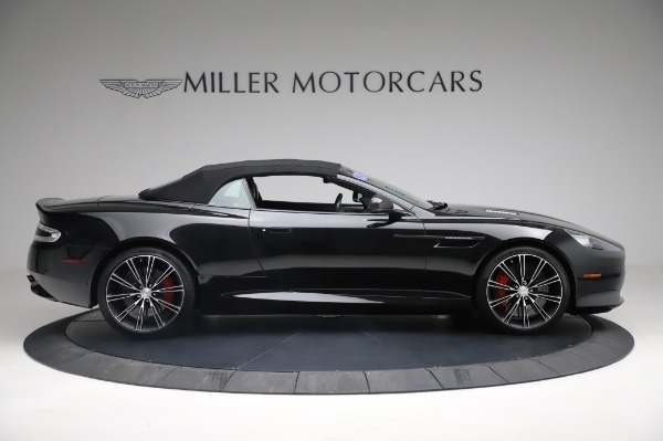 Used 2015 Aston Martin DB9 Convertible for sale Sold at Rolls-Royce Motor Cars Greenwich in Greenwich CT 06830 18