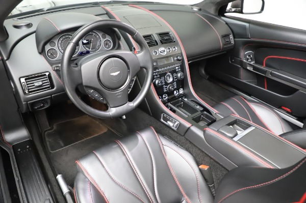 Used 2015 Aston Martin DB9 Convertible for sale Sold at Rolls-Royce Motor Cars Greenwich in Greenwich CT 06830 19