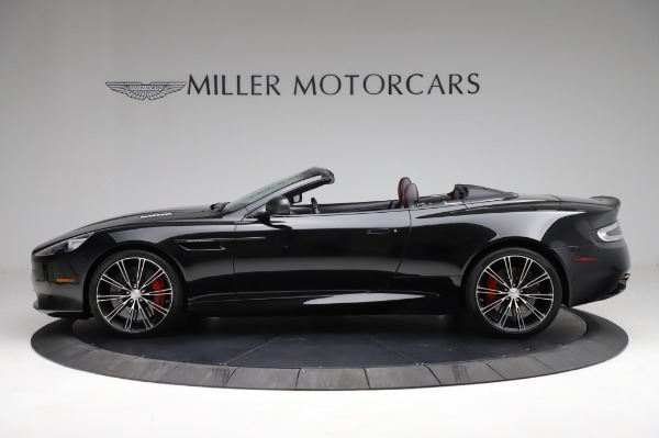 Used 2015 Aston Martin DB9 Convertible for sale Sold at Rolls-Royce Motor Cars Greenwich in Greenwich CT 06830 2