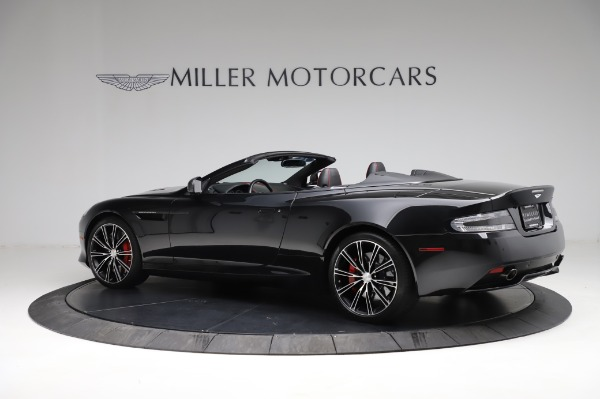 Used 2015 Aston Martin DB9 Convertible for sale Sold at Rolls-Royce Motor Cars Greenwich in Greenwich CT 06830 3