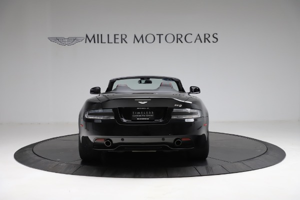 Used 2015 Aston Martin DB9 Convertible for sale Sold at Rolls-Royce Motor Cars Greenwich in Greenwich CT 06830 5