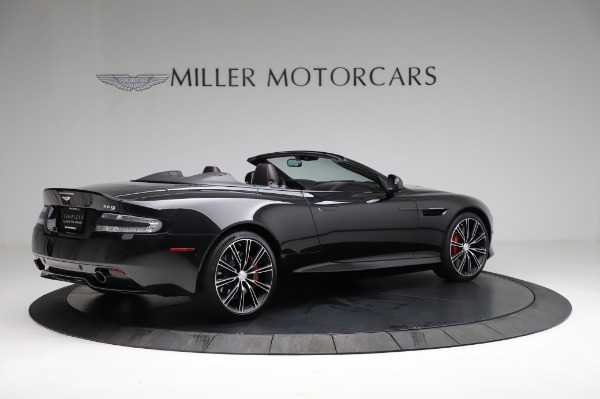 Used 2015 Aston Martin DB9 Convertible for sale Sold at Rolls-Royce Motor Cars Greenwich in Greenwich CT 06830 7