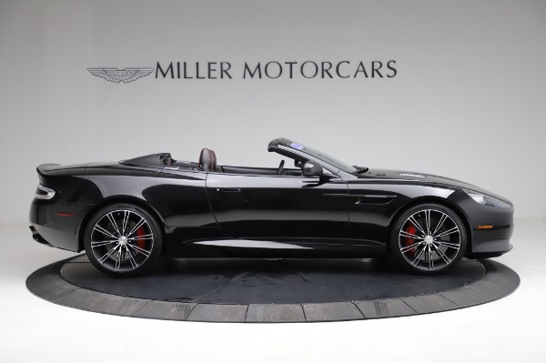 Used 2015 Aston Martin DB9 Convertible for sale Sold at Rolls-Royce Motor Cars Greenwich in Greenwich CT 06830 8