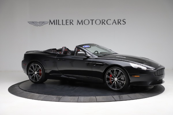 Used 2015 Aston Martin DB9 Convertible for sale Sold at Rolls-Royce Motor Cars Greenwich in Greenwich CT 06830 9