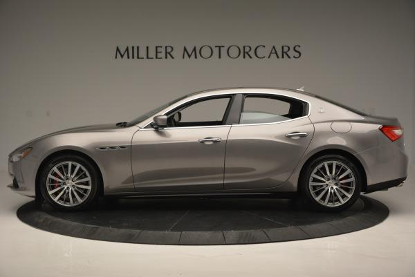 Used 2016 Maserati Ghibli S Q4 for sale Sold at Rolls-Royce Motor Cars Greenwich in Greenwich CT 06830 3