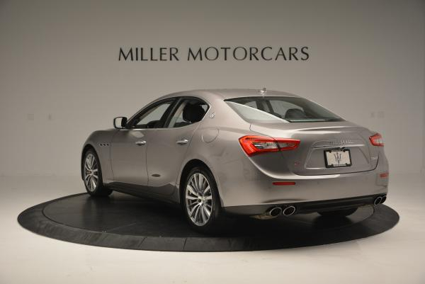 Used 2016 Maserati Ghibli S Q4 for sale Sold at Rolls-Royce Motor Cars Greenwich in Greenwich CT 06830 5
