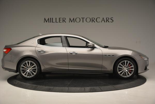 Used 2016 Maserati Ghibli S Q4 for sale Sold at Rolls-Royce Motor Cars Greenwich in Greenwich CT 06830 9