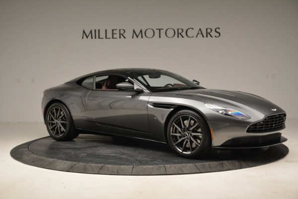 Used 2017 Aston Martin DB11 V12 Launch Edition for sale Sold at Rolls-Royce Motor Cars Greenwich in Greenwich CT 06830 10