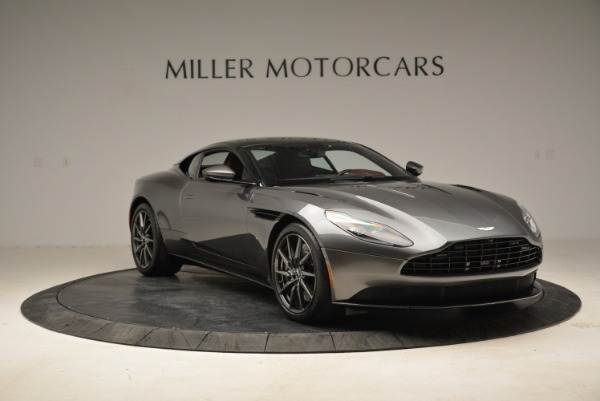 Used 2017 Aston Martin DB11 V12 Launch Edition for sale Sold at Rolls-Royce Motor Cars Greenwich in Greenwich CT 06830 11