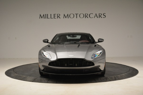 Used 2017 Aston Martin DB11 V12 Launch Edition for sale Sold at Rolls-Royce Motor Cars Greenwich in Greenwich CT 06830 12
