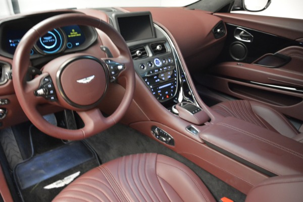 Used 2017 Aston Martin DB11 V12 Launch Edition for sale Sold at Rolls-Royce Motor Cars Greenwich in Greenwich CT 06830 14