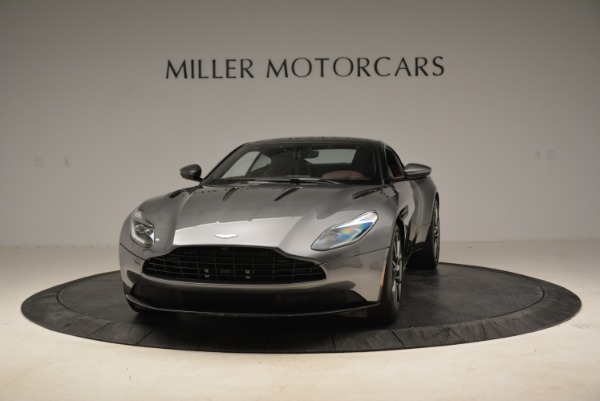 Used 2017 Aston Martin DB11 V12 Launch Edition for sale Sold at Rolls-Royce Motor Cars Greenwich in Greenwich CT 06830 2