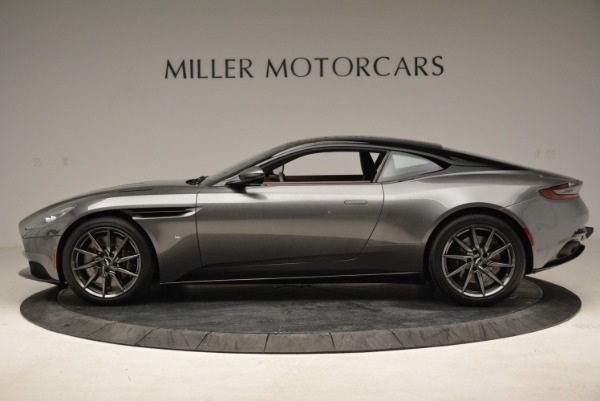 Used 2017 Aston Martin DB11 V12 Launch Edition for sale Sold at Rolls-Royce Motor Cars Greenwich in Greenwich CT 06830 3