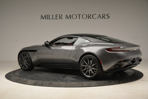 Used 2017 Aston Martin DB11 V12 Launch Edition for sale Sold at Rolls-Royce Motor Cars Greenwich in Greenwich CT 06830 4
