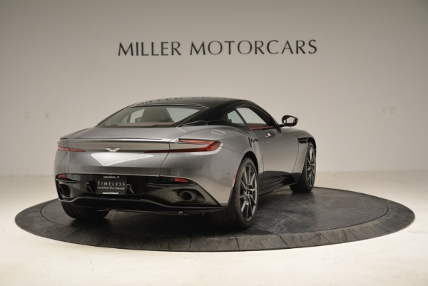 Used 2017 Aston Martin DB11 V12 Launch Edition for sale Sold at Rolls-Royce Motor Cars Greenwich in Greenwich CT 06830 7