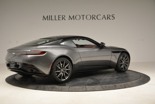 Used 2017 Aston Martin DB11 V12 Launch Edition for sale Sold at Rolls-Royce Motor Cars Greenwich in Greenwich CT 06830 8