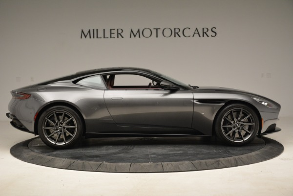 Used 2017 Aston Martin DB11 V12 Launch Edition for sale Sold at Rolls-Royce Motor Cars Greenwich in Greenwich CT 06830 9