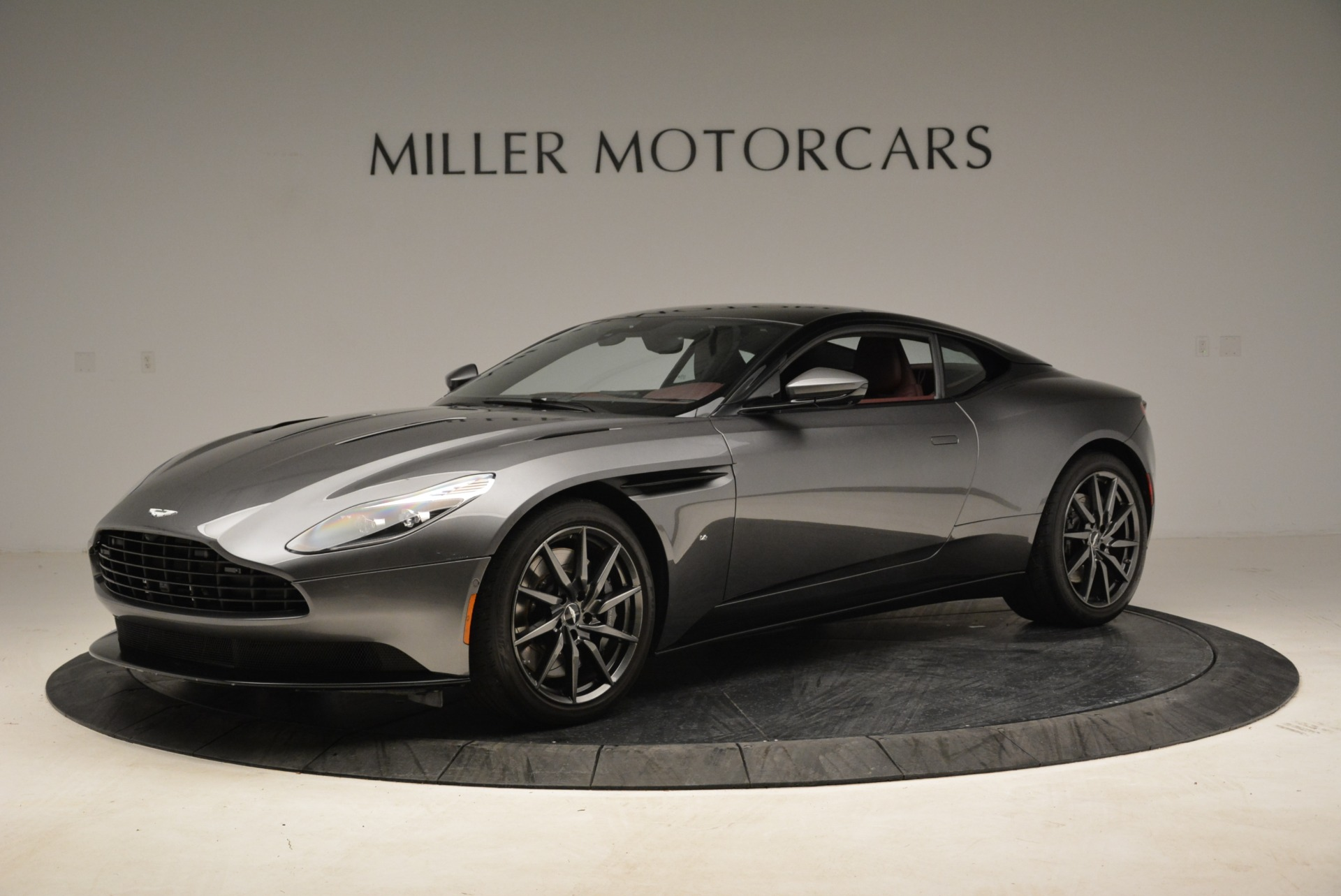 Used 2017 Aston Martin DB11 V12 Launch Edition for sale Sold at Rolls-Royce Motor Cars Greenwich in Greenwich CT 06830 1