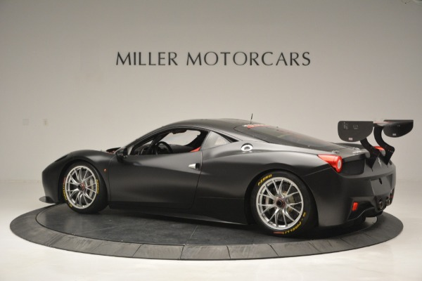 Used 2013 Ferrari 458 Challenge for sale $139,900 at Rolls-Royce Motor Cars Greenwich in Greenwich CT 06830 4
