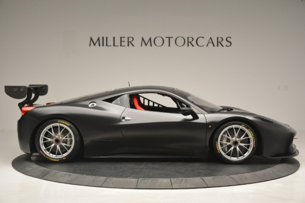 Used 2013 Ferrari 458 Challenge for sale $139,900 at Rolls-Royce Motor Cars Greenwich in Greenwich CT 06830 9