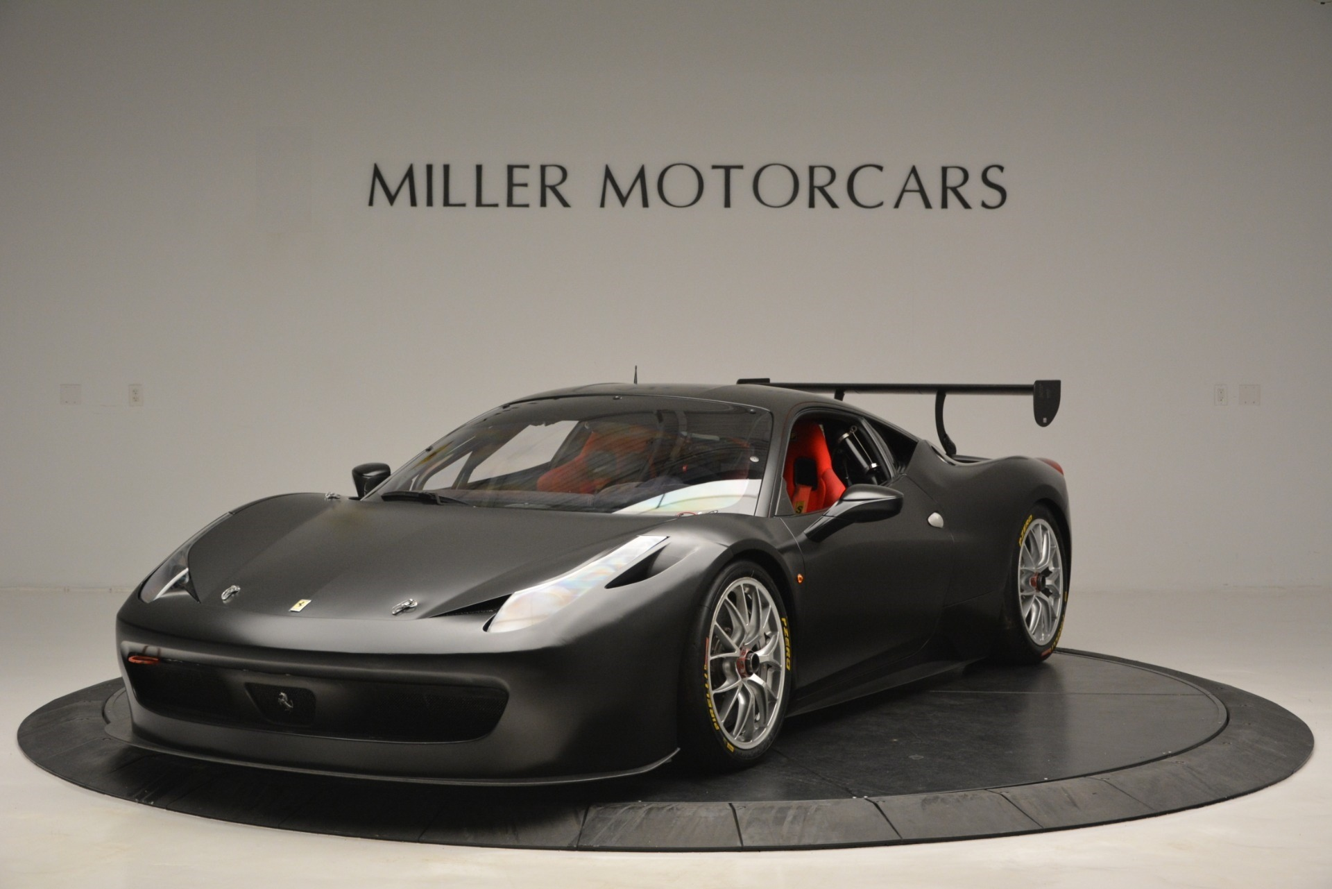 Used 2013 Ferrari 458 Challenge for sale $139,900 at Rolls-Royce Motor Cars Greenwich in Greenwich CT 06830 1