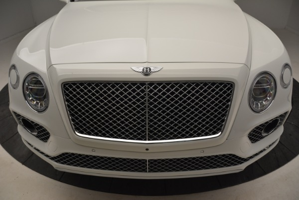 Used 2018 Bentley Bentayga Activity Edition for sale Sold at Rolls-Royce Motor Cars Greenwich in Greenwich CT 06830 13