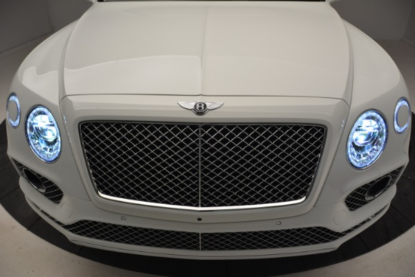 Used 2018 Bentley Bentayga Activity Edition for sale Sold at Rolls-Royce Motor Cars Greenwich in Greenwich CT 06830 14