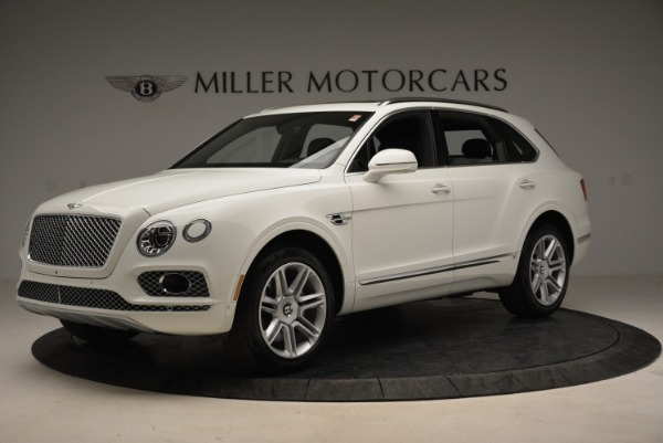 Used 2018 Bentley Bentayga Activity Edition for sale Sold at Rolls-Royce Motor Cars Greenwich in Greenwich CT 06830 2