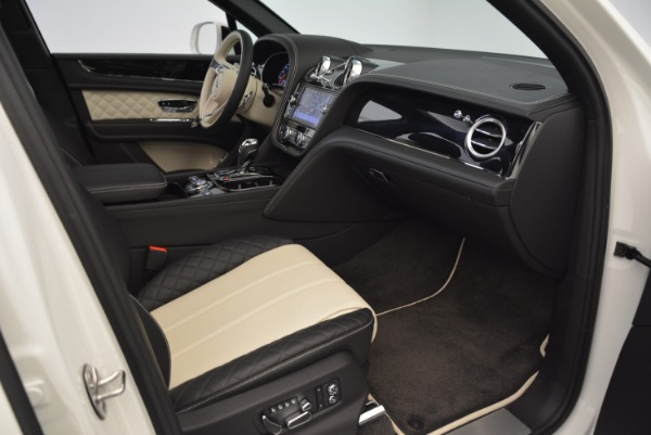 Used 2018 Bentley Bentayga Activity Edition for sale Sold at Rolls-Royce Motor Cars Greenwich in Greenwich CT 06830 26