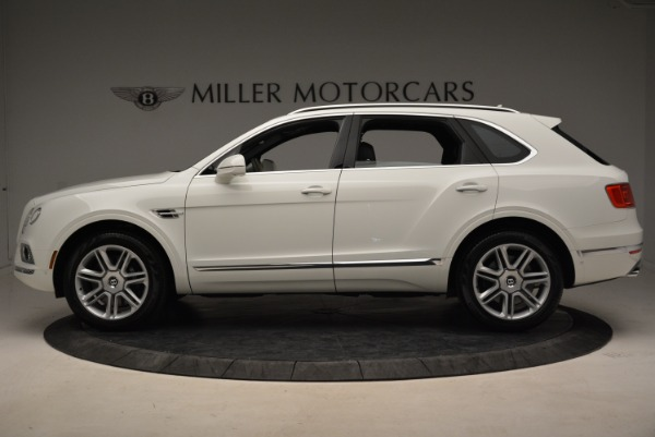 Used 2018 Bentley Bentayga Activity Edition for sale Sold at Rolls-Royce Motor Cars Greenwich in Greenwich CT 06830 3
