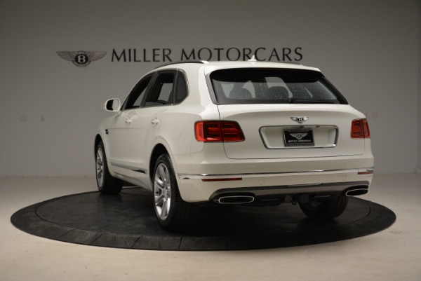Used 2018 Bentley Bentayga Activity Edition for sale Sold at Rolls-Royce Motor Cars Greenwich in Greenwich CT 06830 5
