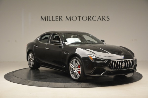 New 2018 Maserati Ghibli S Q4 GranLusso for sale Sold at Rolls-Royce Motor Cars Greenwich in Greenwich CT 06830 11