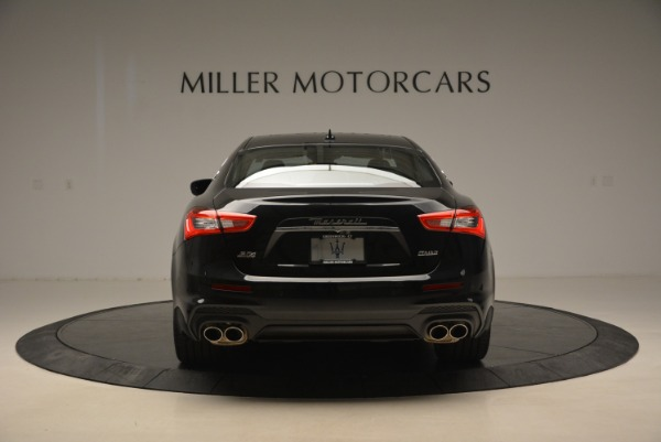 New 2018 Maserati Ghibli S Q4 GranLusso for sale Sold at Rolls-Royce Motor Cars Greenwich in Greenwich CT 06830 6